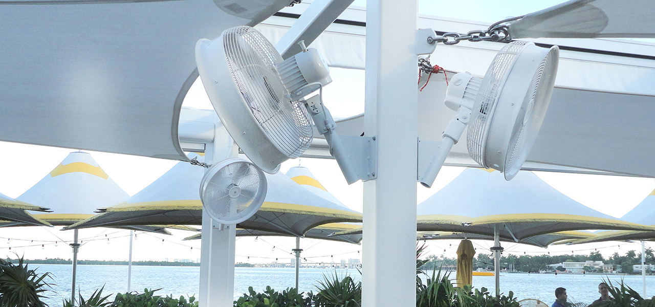 About Airflow Outdoor Cooling Fans Airflow Outdoor Fans